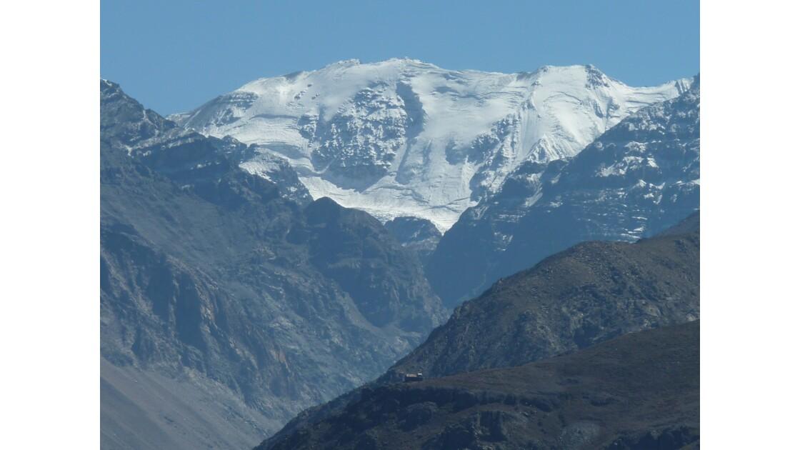 Cordillière des Andes et Condors
