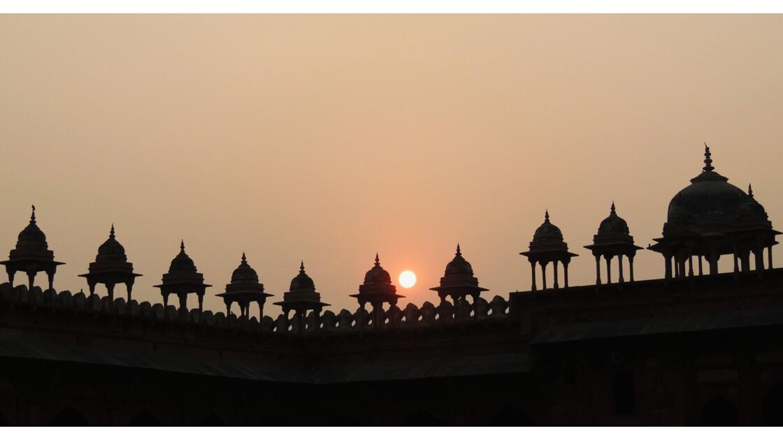 Jama Masjid - Fatehpur Sikri -