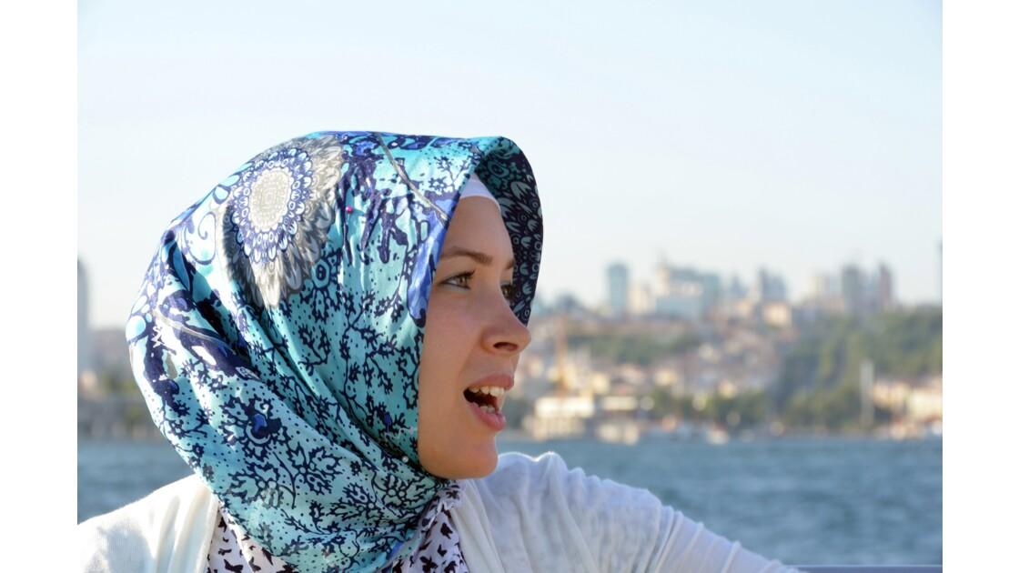 La belle inconnue d'Istanbul