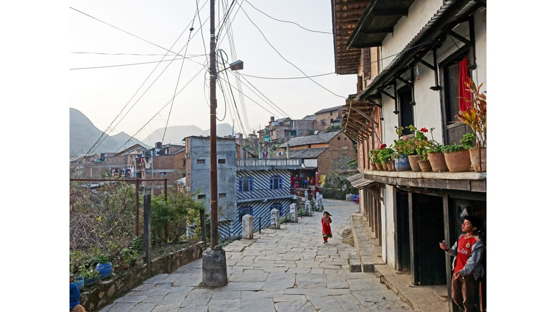 Népal Bandipur 3