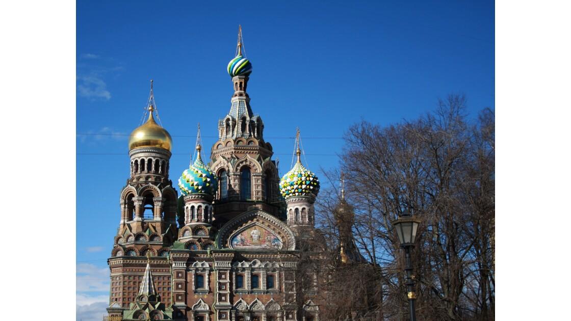 Cathédrale de St Pétersbourg