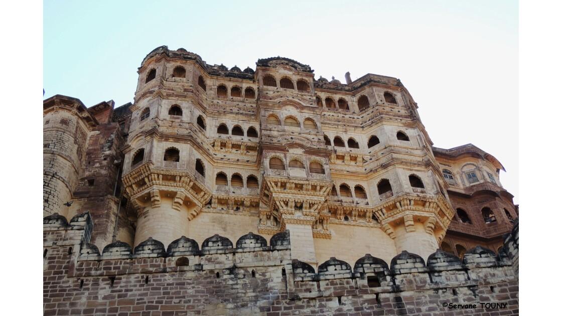 Forteresse Mehrangarh - Jodhpur