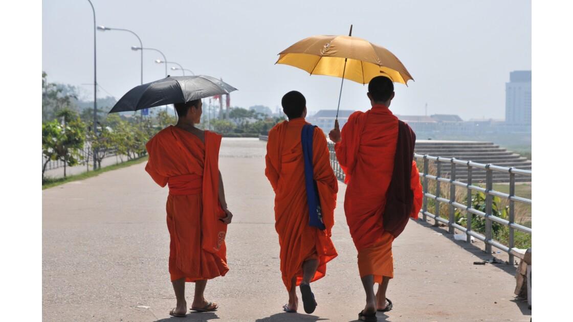 La promenade des moines