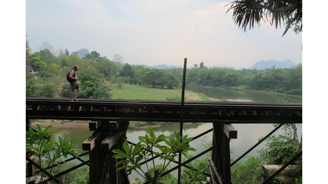 Death Railway à Kanchanaburi