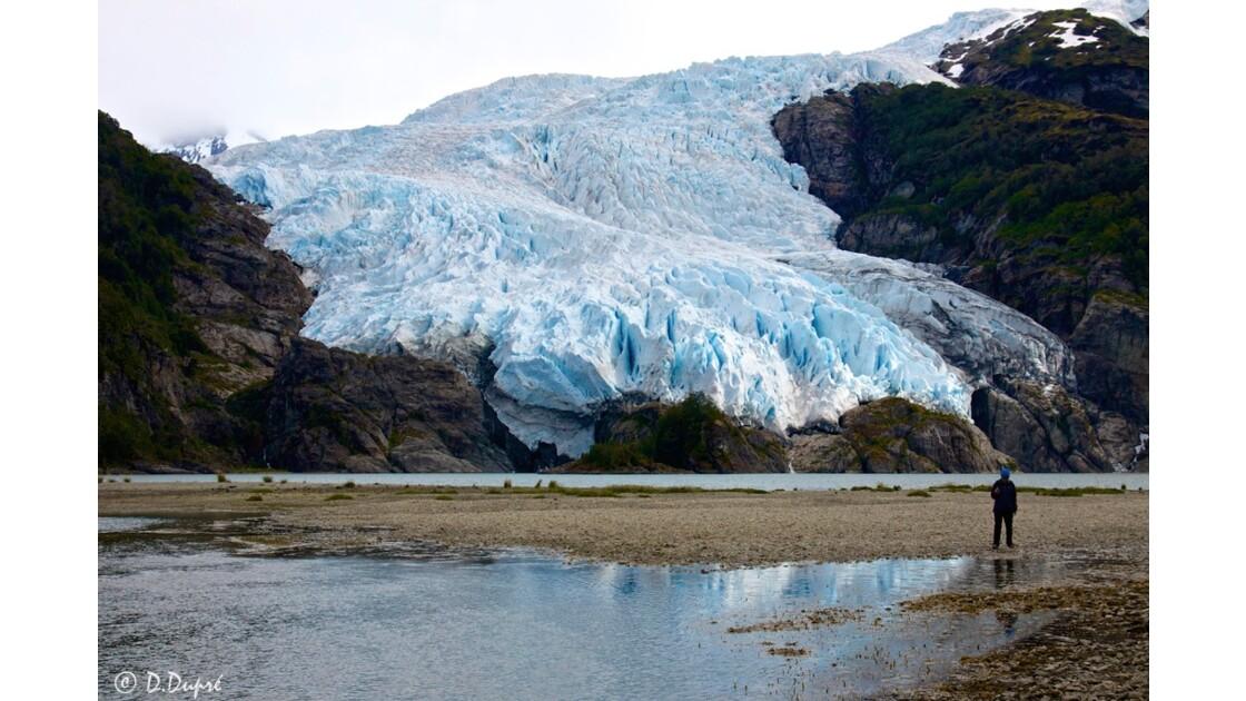 Patagonie, Terre de feu et de glace