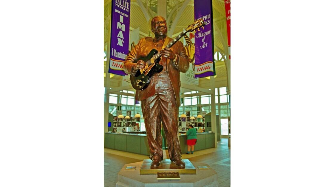 B.B.King Memphis est en deuil