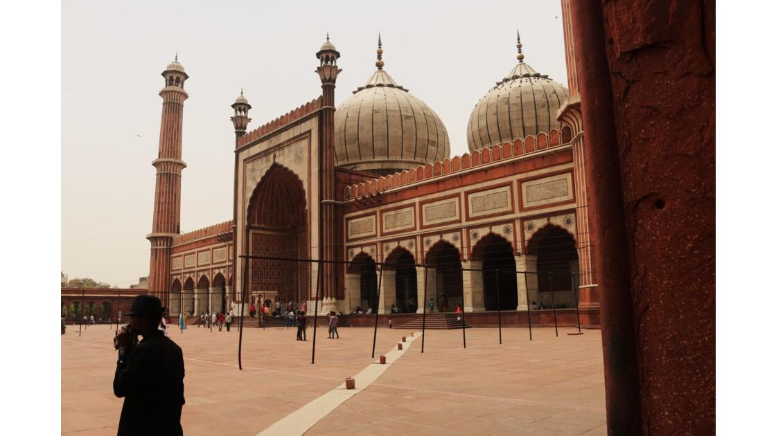 Delhi mosquée Jama Masjid