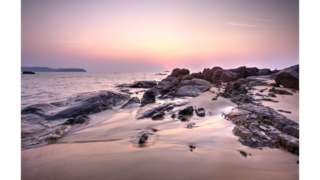 Coucher de Soleil 3, Khao Lak