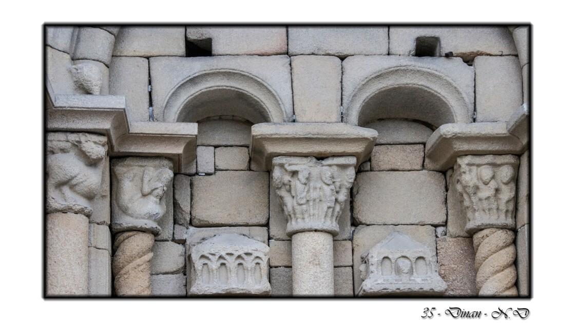 22 - Dinan - Basilique Saint-Sauveur - Classée MH