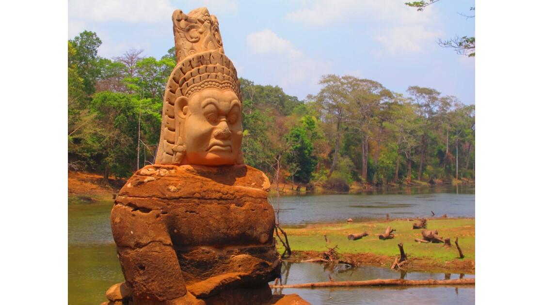 Angkor retrouve toute sa tête