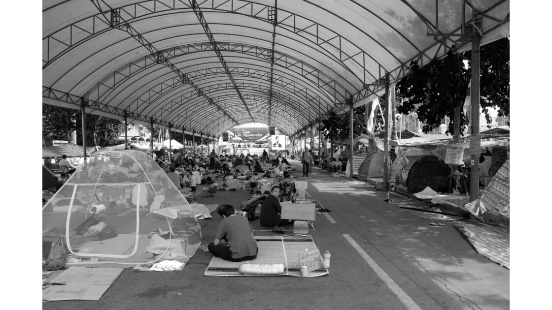 Bangkok shutdown-manifestations-2014