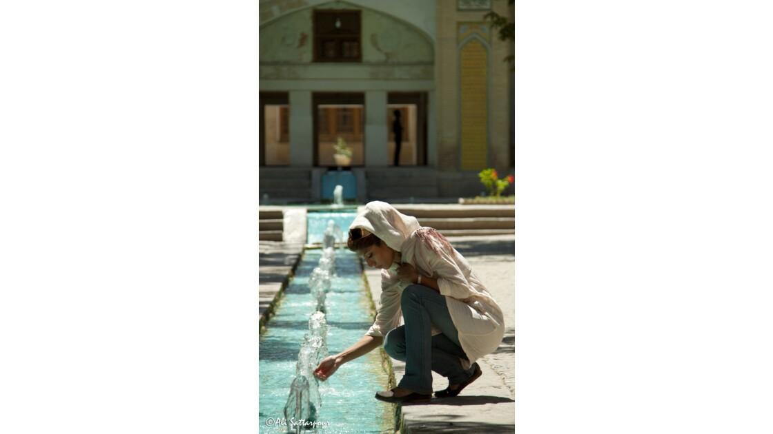 Le jardin fin - Iran
