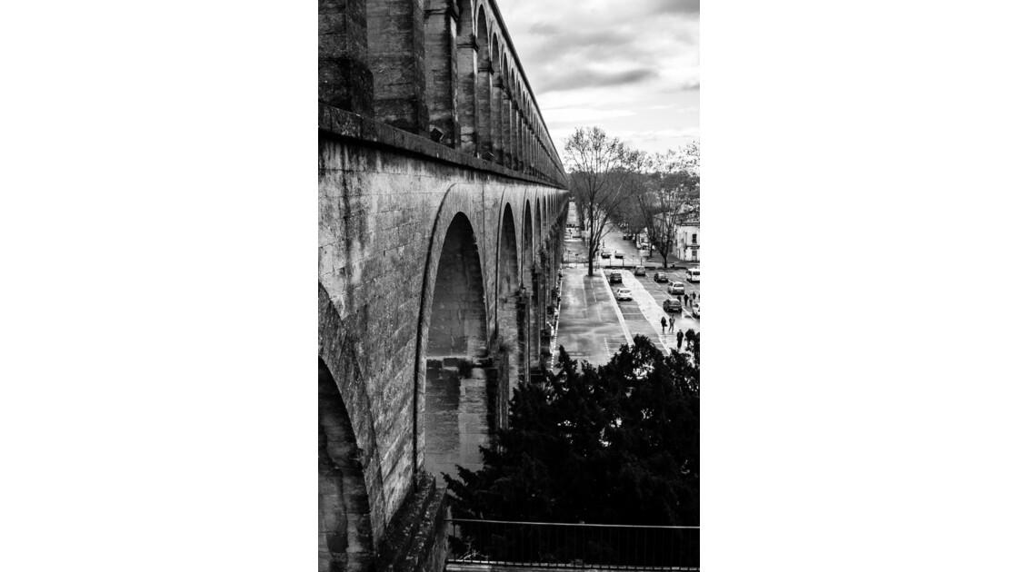 Acqueduc des Arceaux, Monpellier