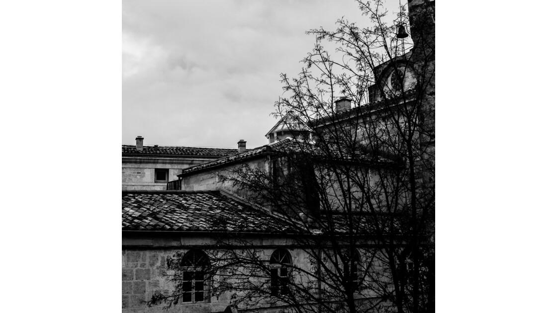 Centre ville ancien de Montpellier
