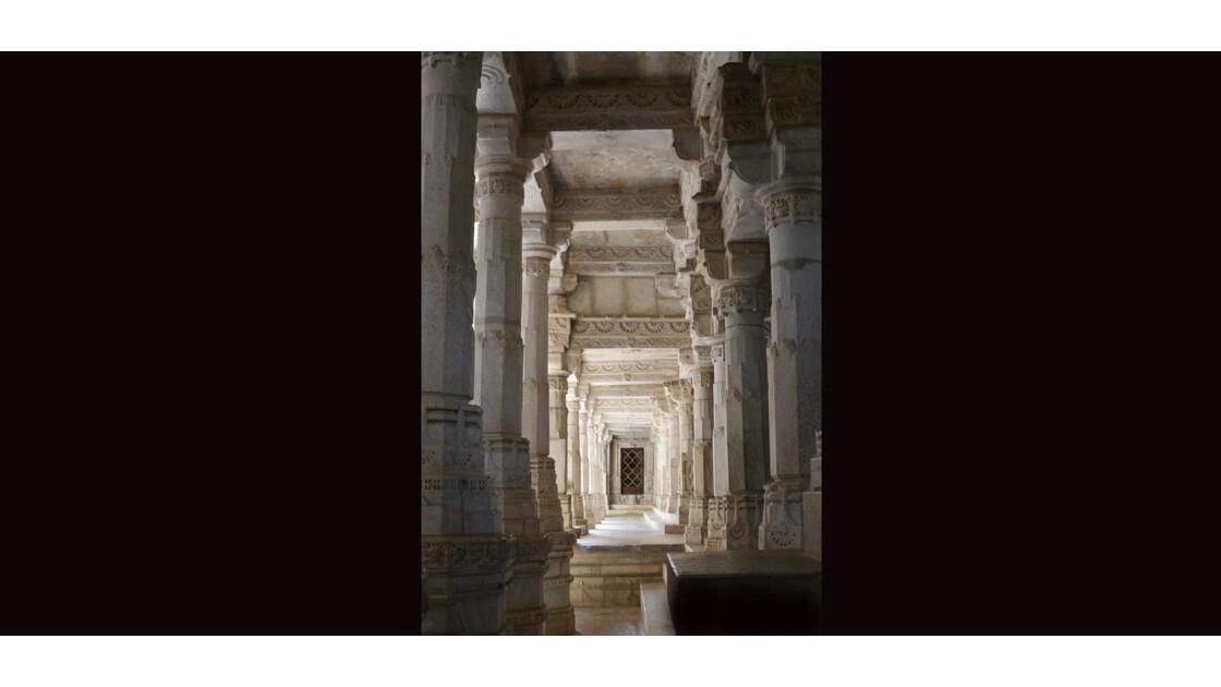Temple de Jain à Ranakpur