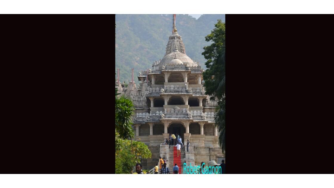 Temple  Jain à Ranakpur