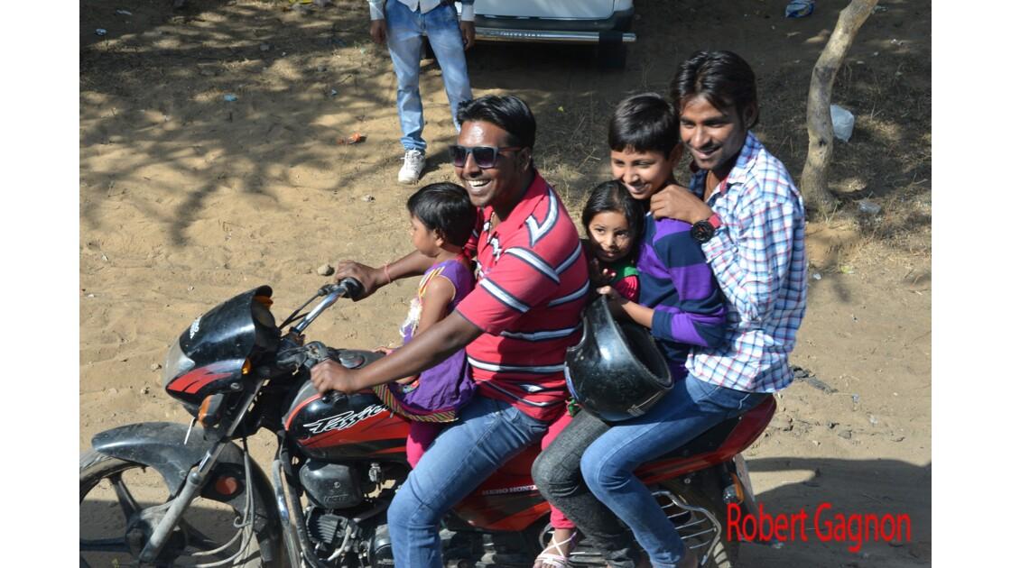 Moto familiale