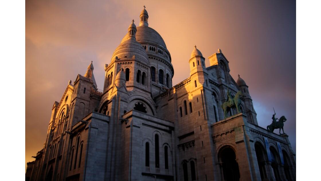 Le Sacré-Coeur Montmartre
