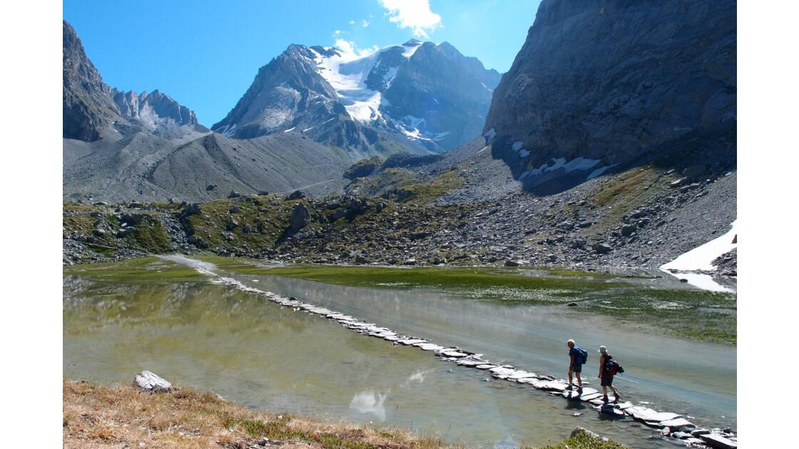 Traversée vers le Col de la Vanoise
