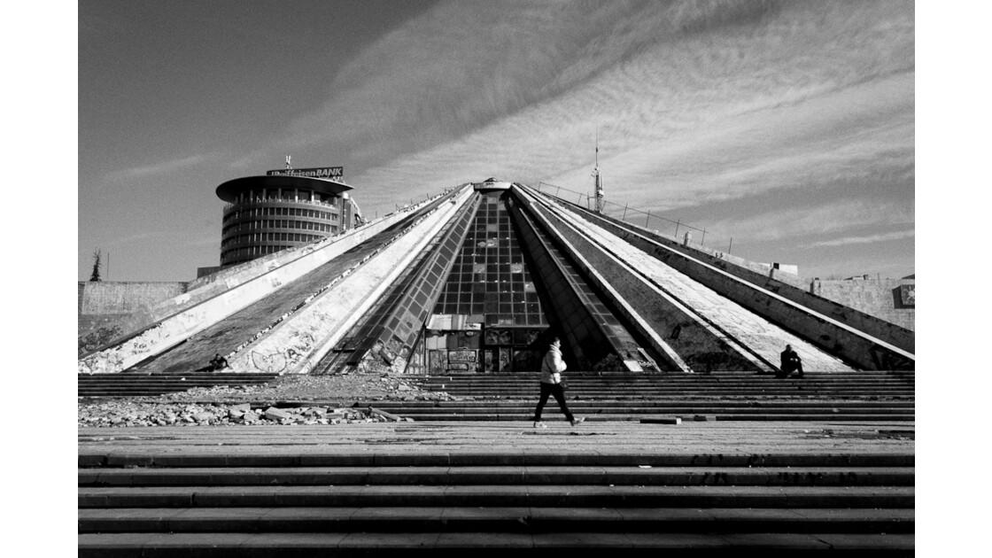 mausolée d'Enver Hoxha