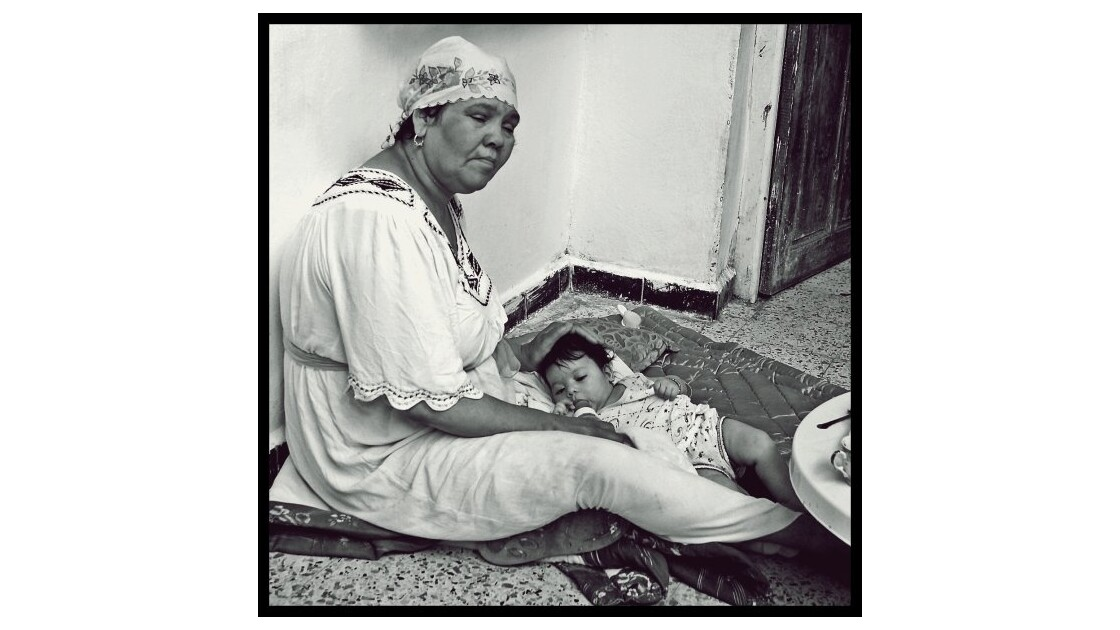 les femmes d'algerie