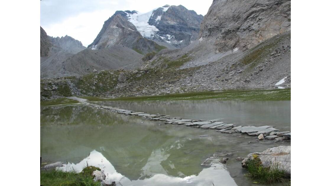 Lac des vaches Vanoise