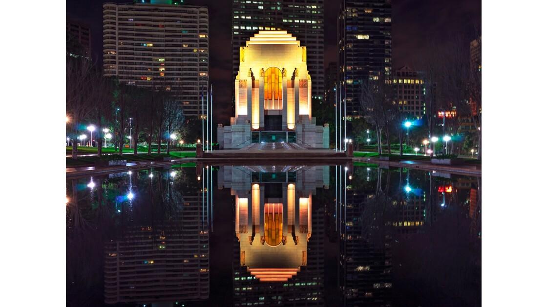 Memorial of war