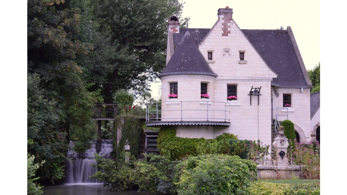 Moulin espagnole