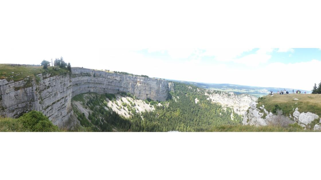 Panorama du Creux-du-Van