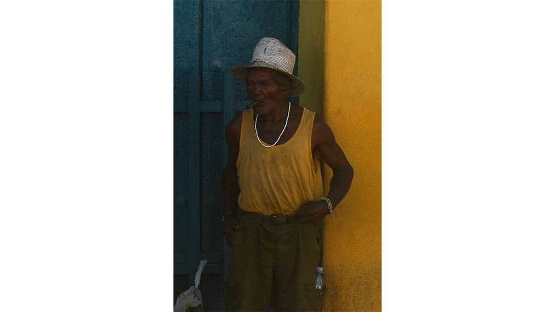 portrait Cuba