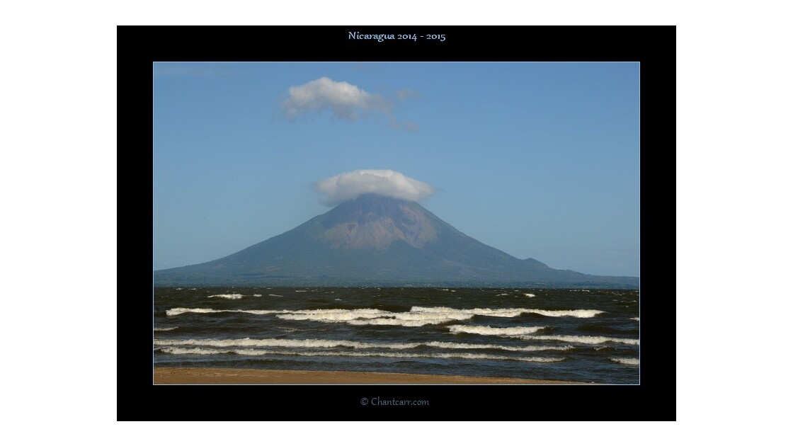 Volcan Omotepe