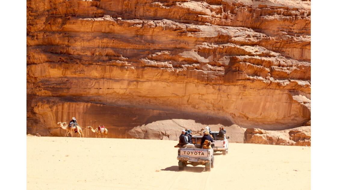 Désert de Wadi Ram