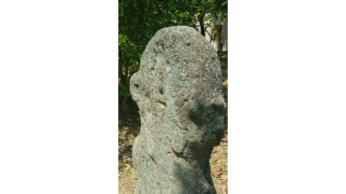 Statue-menhir Nuvalella