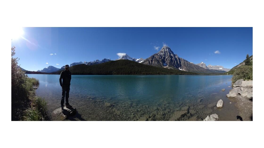 A la découverte des lacs  - Canada