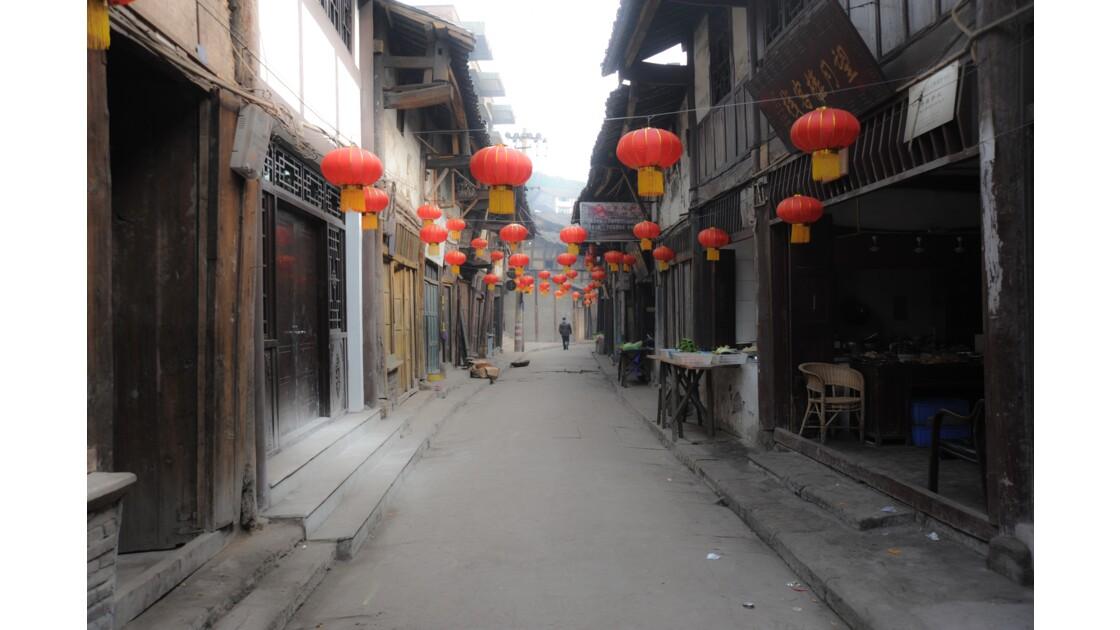 Chonqing (Chine)