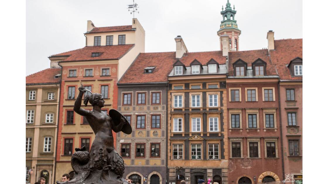Emblème de Varsovie