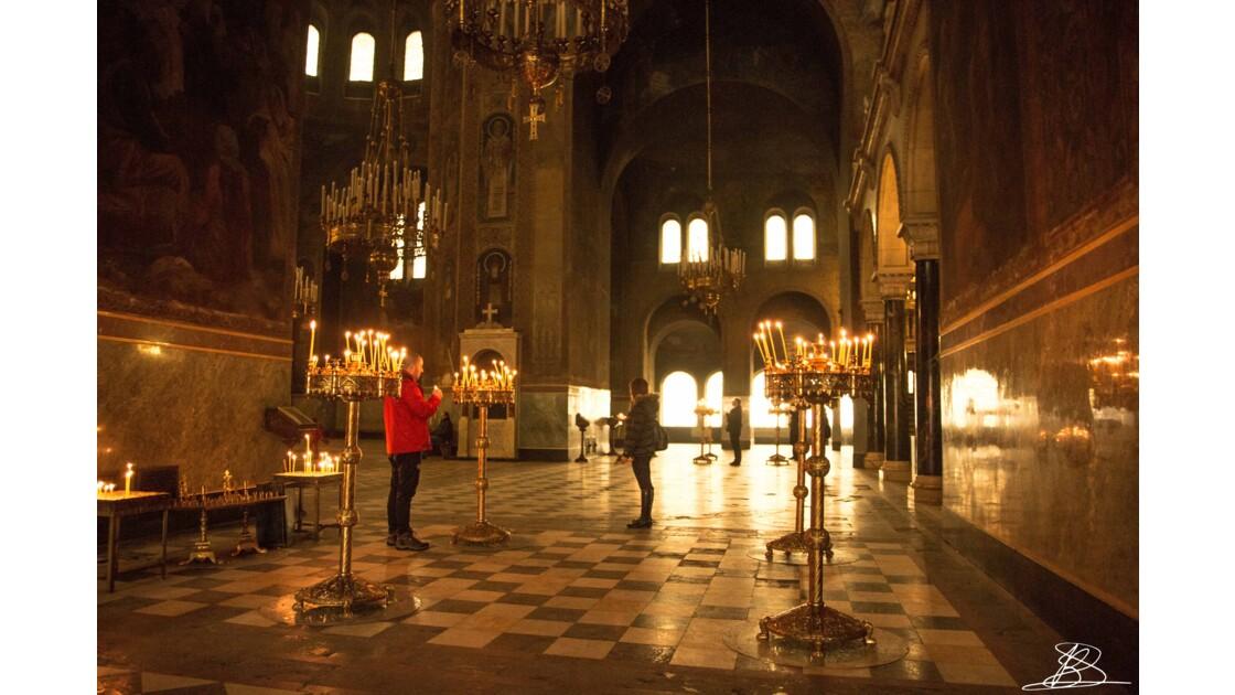 Cathédrale de Sofia