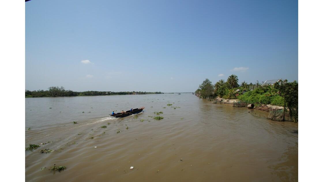 Le Delta du Mekong, de Saigon à Can Tho