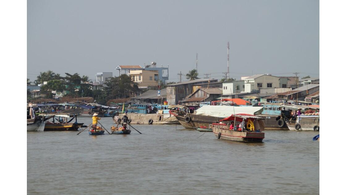 Marché de Cai Rang