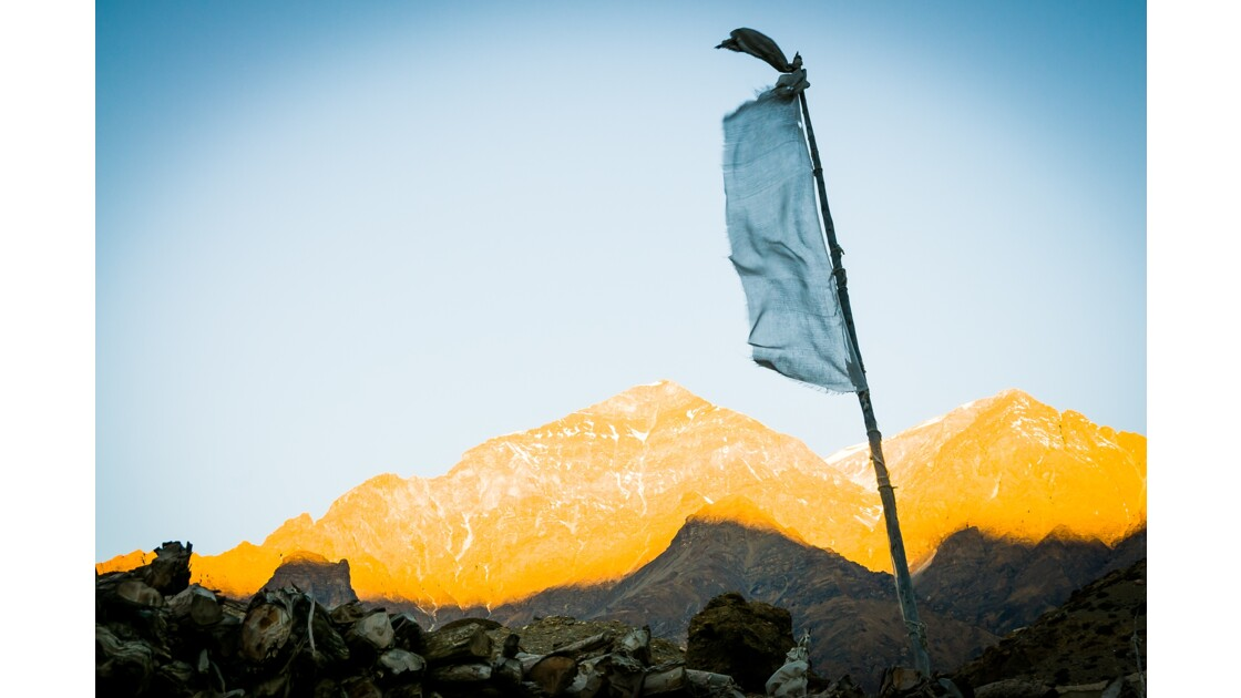 Népal (Upper Mustang)