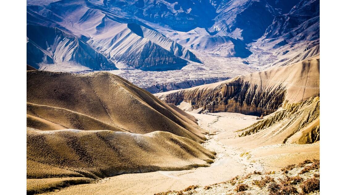 Népal (UpperMustang)