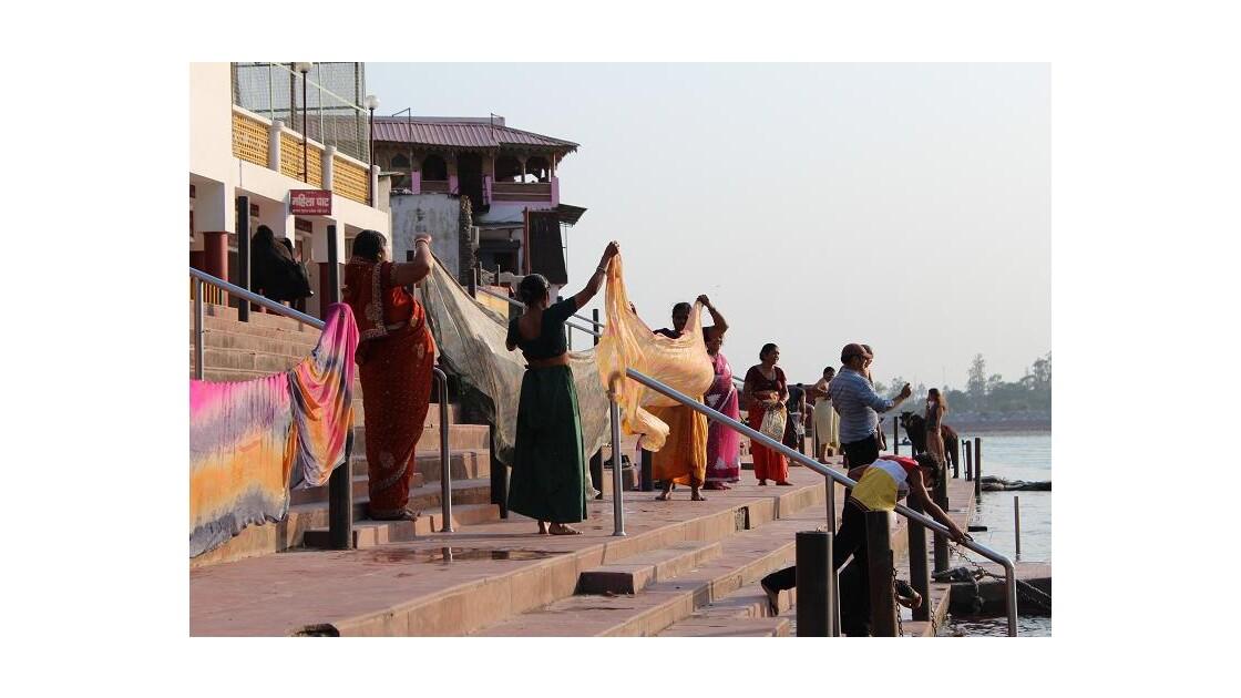 Femmes du Gange