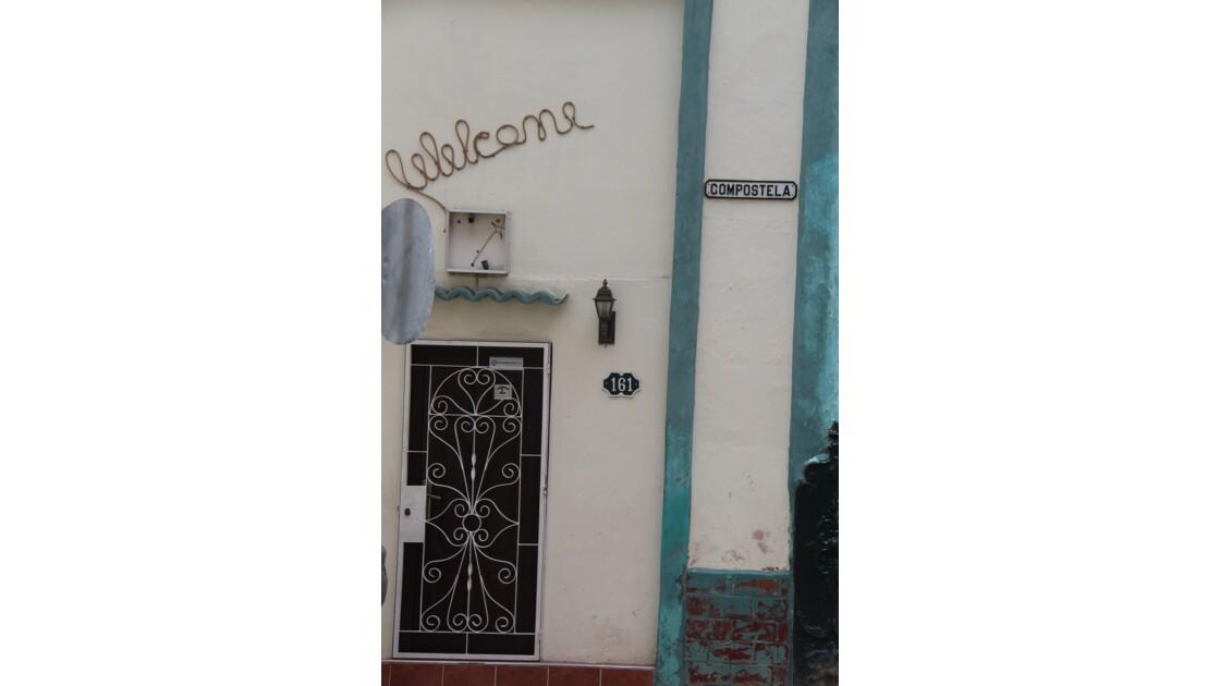 les fer forges des anciennes maisons coloniales de la Havanne