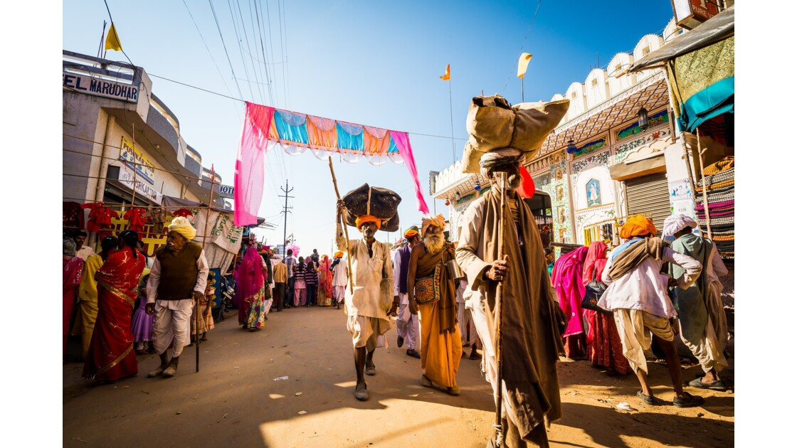 Pushkar (Inde, Rajasthan)