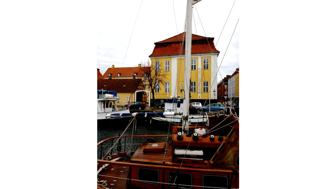 Christianshavn - Copenhague