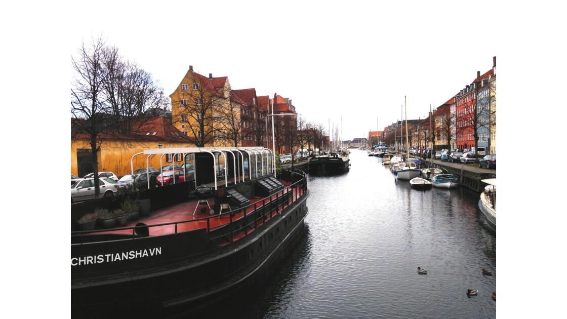 Christianshavn - Copenhague