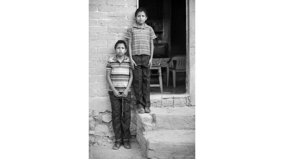 Les jumeaux de San Martin
