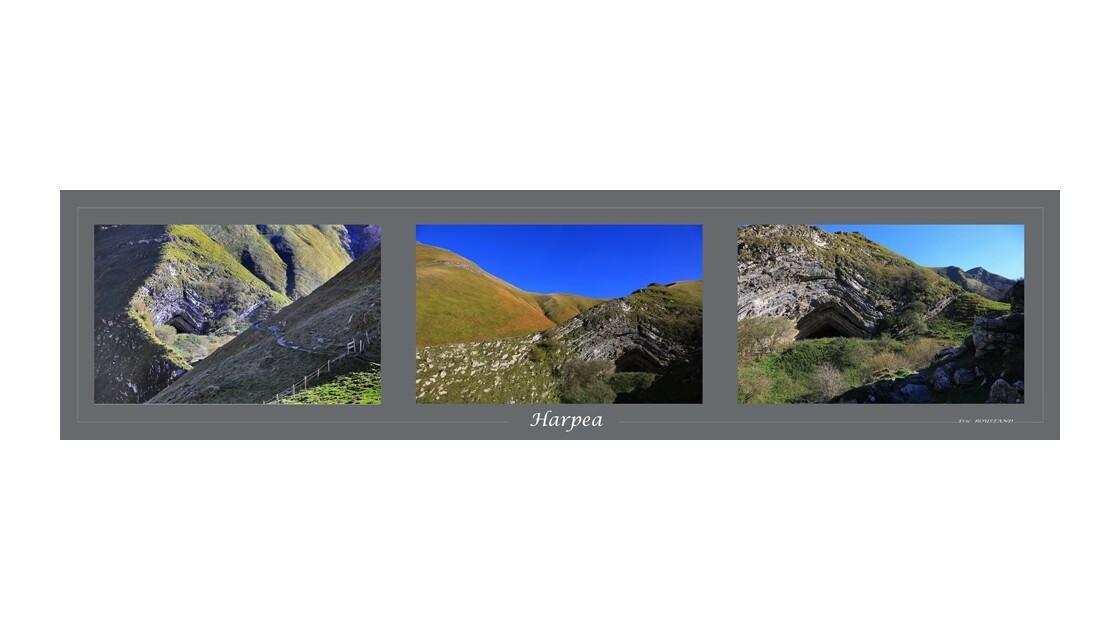 Triptyque sur Pays Basque