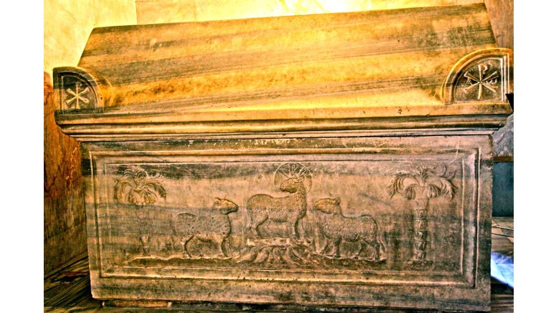 Mausolée de Galla Placidia Les Mosaïques de Ravenne