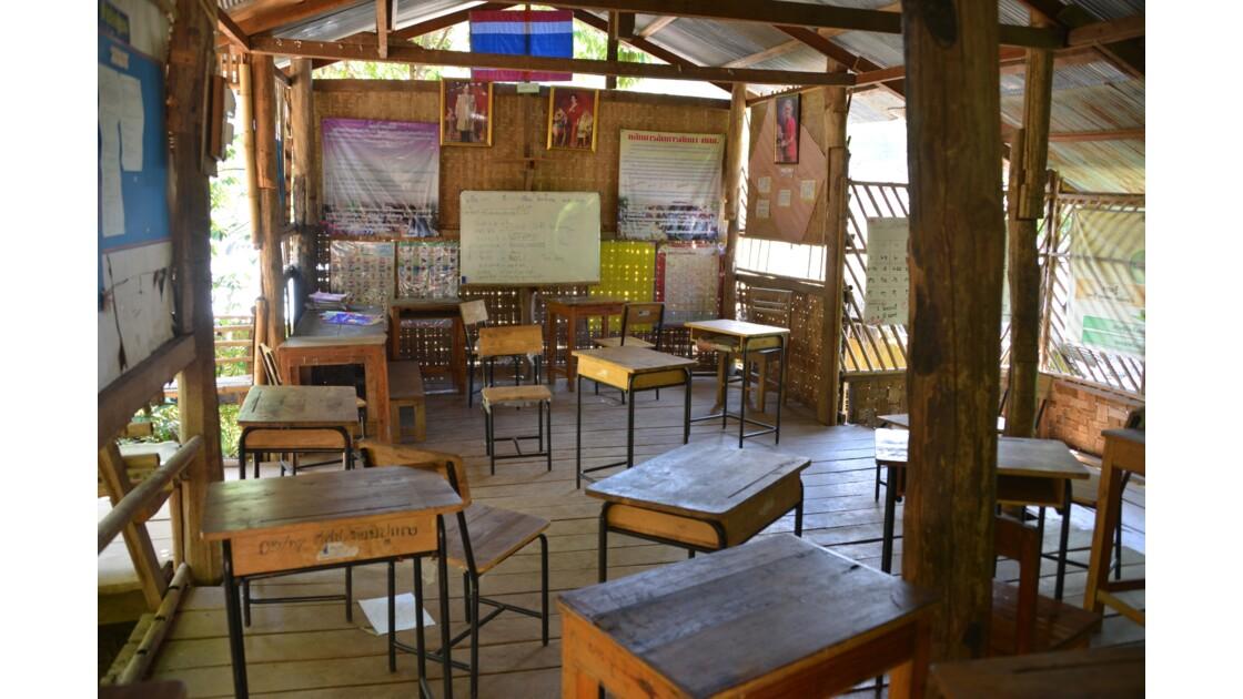 L'école du village